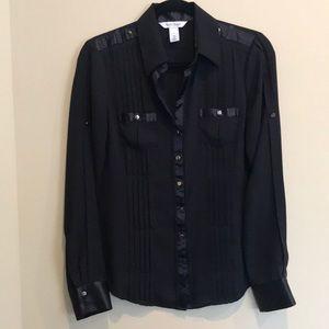 WHBM Button Down Shirt